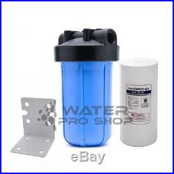 Whole House FLUORIDE REMOVAL Water Filter System- BoneChar Carbon (6 Bathroom)