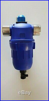 Whole House Hard Water Filter & descaler