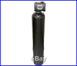 Whole House Multimedia Sediment Water Filter System 1 Cu Ft Automatic Valve