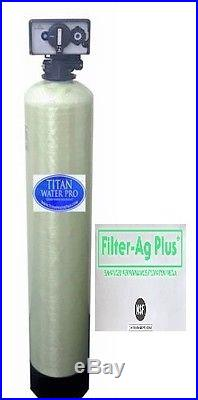 Whole House Sediment Water Filtration Filter Well/ City Filter AG 948 -1 CF