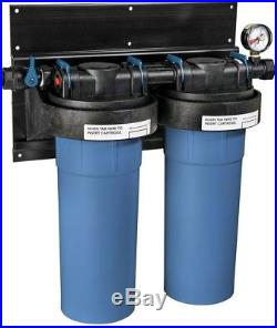 Whole House Ultra-Filtration Water Filter System 14in Water Dispenser Threaded