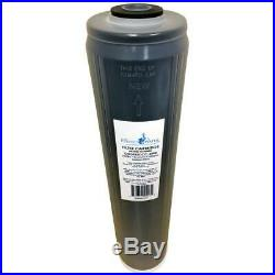 Whole House Water Filter 20 in. X 4.5 in. KDF85/Granular Catalytic Carbon Filter