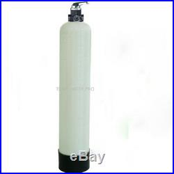 Whole-House Water Filter System Catalytic Carbon 1.5 CU FT Chloramine Removal