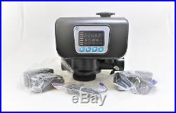 Whole House Water Filter System GAC Carbon 2 CuFt Automatic Valve Electric NSF