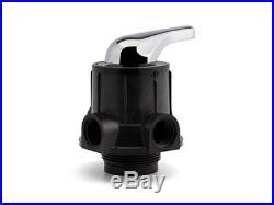 Whole House Water Filter System UDF Carbon Manual Backwash Valve POE 3 CU FT