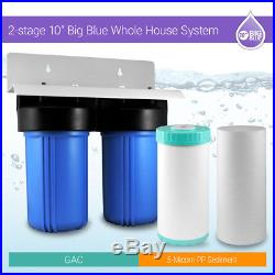 Whole House Water Filtration System 10 x 4.5 for Municipal / Well Water supply