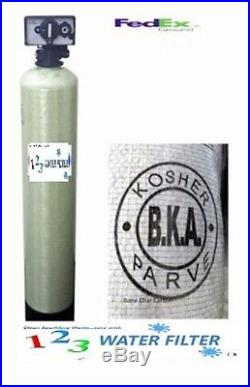 Whole House Water Filtration System Bone Char Carbon Fluoride Removal