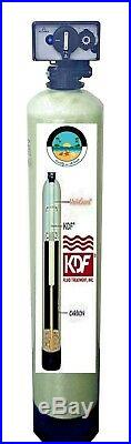 Whole House Well Water FiltrationKDF85/GAC (1.5CU Ft) Iron, Hydrogen Sulfide