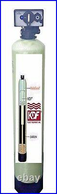 Whole House Well Water Filtration KDF85/GAC Iron/Hydrogen Sulfide Filter