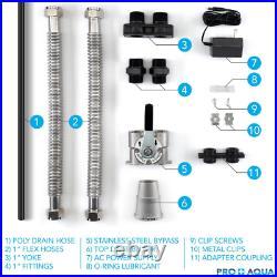 Whole House Well Water Filtration System Filters Iron Sulfur Arsenic Manganese a
