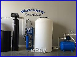 Whole house reverse osmosis system whole house RO